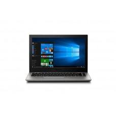 Medion S3409 13.3-Inch Notebook - Silver i3 2.4 GHz 4 GB RAM 256 HDD Win 10