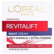LOreal Paris Revitalift Night Cream 50ml firmer skin in 4 weeks