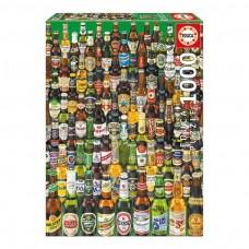 Educa Borras Beers Jigsaw Puzzle 1000 piece (12736)
