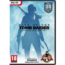 Rise of the Tomb Raider 20 Year Celebration PC DVD