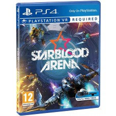 Starblood Arena Video Game PSVR PS4