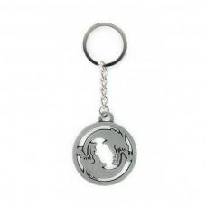 OVERWATCH Hanzo Dragon Strike Keychain - Silver  (GE3102)