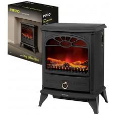 Pifco Log Effect Stove Fire 2000W - Black (Model No.PE139A)