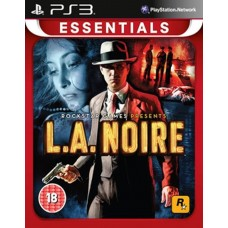 L. A. Noire - Essentials - PS3 Game