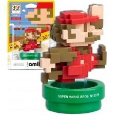 Amiibo Mario 8Bit Classic Colours - Nintendo 30th Anniversary