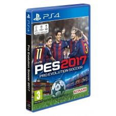 Pro Evolution Soccer 2017 Video Game PES17 PS4