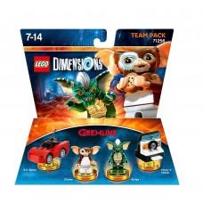 Lego Dimensions Gremlins Team Pack Game