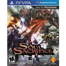 Soul Sacrifice PS Vita Game