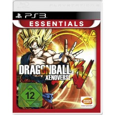 Dragon Ball Xenoverse Essentials Game PS3