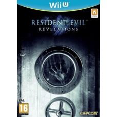Resident Evil Revelations Wii U Video Game