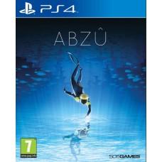 Abzu Video Game PS4