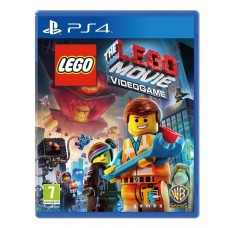 Lego Movie Videogame PS4 Game