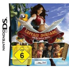 Captain Morgane and the Golden Turtle German Version Nintendo DS Game