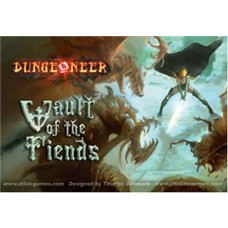 Dungeoneer 2nd Edition Vault of the Fiends Board Game