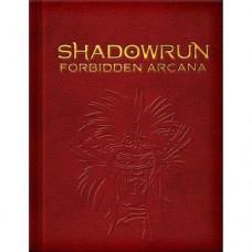 Shadowrun 5th Edition RPG: Forbidden Arcana - Limited Edition Hardcover Book