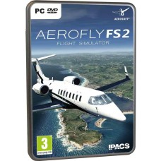 Aerofly FS 2 Flight Simulator Video Game - PC