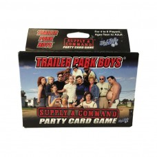 Trailer Park Boys: Supply and Command Card Game
