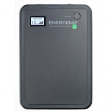 Energenie The Genie Universal Micro USB Power Bank Charger for Mobile - Black