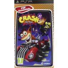 Crash Tag Team Racing Essentials Edition Sony PSP Game