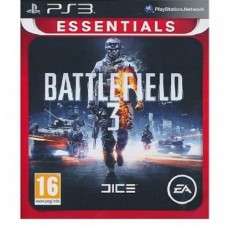 Battlefield 3 Essentials PS3 Game New