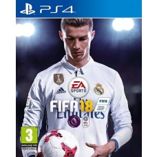 FIFA 18 PS4 Football Game