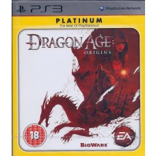 Dragon Age Origins Game Platinum Edition PS3 Game