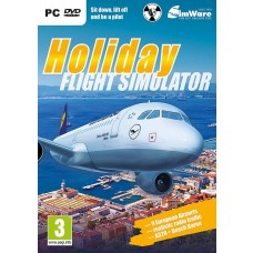 Holiday Flight Simulator Video Game PC