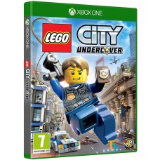 LEGO City Undercover Video Game Xbox One