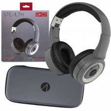 ABP Stealth S-One Stereo Nintendo Switch Gaming Headset and EVA Carry Case Bundle