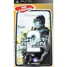 Ghost Recon Advanced Warfighter 2 Essentials Edition Sony PSP Game