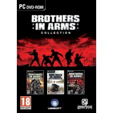 Brothers in Arms Collection (Road to Hill, 30 Earned in Blood, Hells Highway) PC