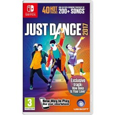 Just Dance 2017 Nintendo Switch Game