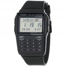 Casio Databank Men Watch - Black