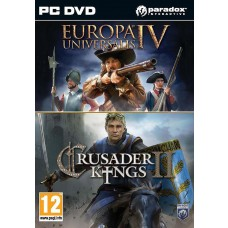 Crusader Kings II and Europa Universalis IV Twin Pack