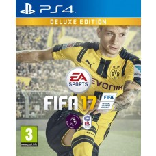 FIFA 17 - Deluxe Edition PS4 Game