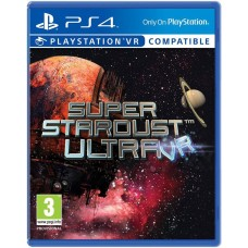 Super Stardust Ultra VR PS4 Game