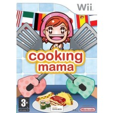 Cooking Mama Wii Game