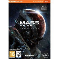 Mass Effect Andromeda Video Game PC - Digital Code in a Box