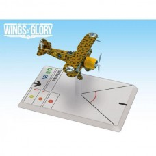 Wings of Glory Expansion Gorrini Fiat CR-42 Falco Scale Model