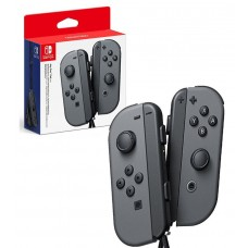 Nintendo Switch Joy-Con Controllers Pair - Grey