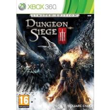 Dungeon Siege 3 Nordic Edition X Box 360
