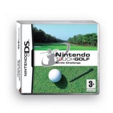 Nintendo Touch Golf Birdie Challenge Nintendo DS Game