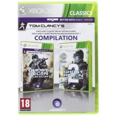 Ghost Recon Future Soldier And Ghost Recon 2 Double Pack Classics Xbox 360 Game
