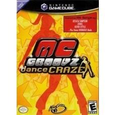 Gamecube MC Groovz Dance Craze Game