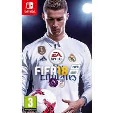 FIFA 18 Nintendo Switch Football Game