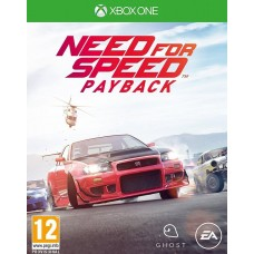 Need For Speed NFS PayBack Xbox One Game