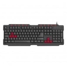 Speedlink Ferus Full-Size Gaming Keyboard UK Layout - Black