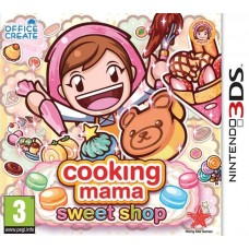 Cooking Mama Sweet Shop Game Nintendo 3DS