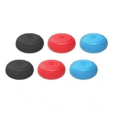 ZedLabz silicone thumb grip stick caps for Switch joy-con controllers - 6 pack