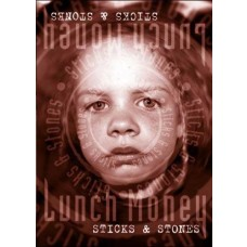 Lunch Money Sticks and Stones Card Game